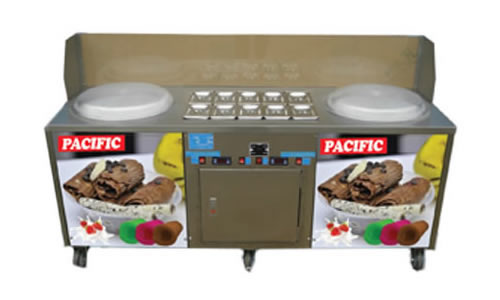 Fried Ice Cream Machine India