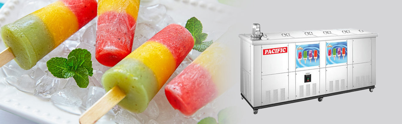 Ice Cream Stick Popsicle Machine