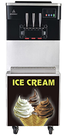 Softy Ice Cream Machine
